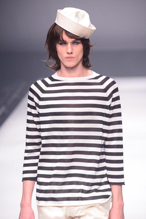 Yulian Antukh(Antuh)3042_FW14 Tokyo Patchy Cake Eater(Fashion Press)