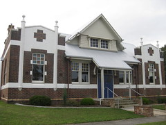 The Former Parish Hall and Kindergarten of St. John the Baptist and St. John the Evangelist