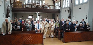 140712 - Dedication of Church and Altar - Mongeham