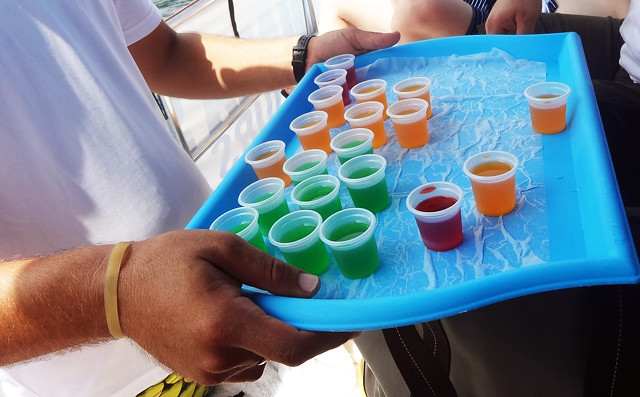 jello-shots