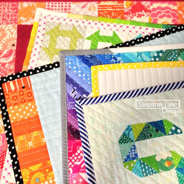Mini Quilts!