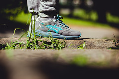 "ASICS x Ronnie Fieg Gel Saga ""Neptunes"" (sample pair)"