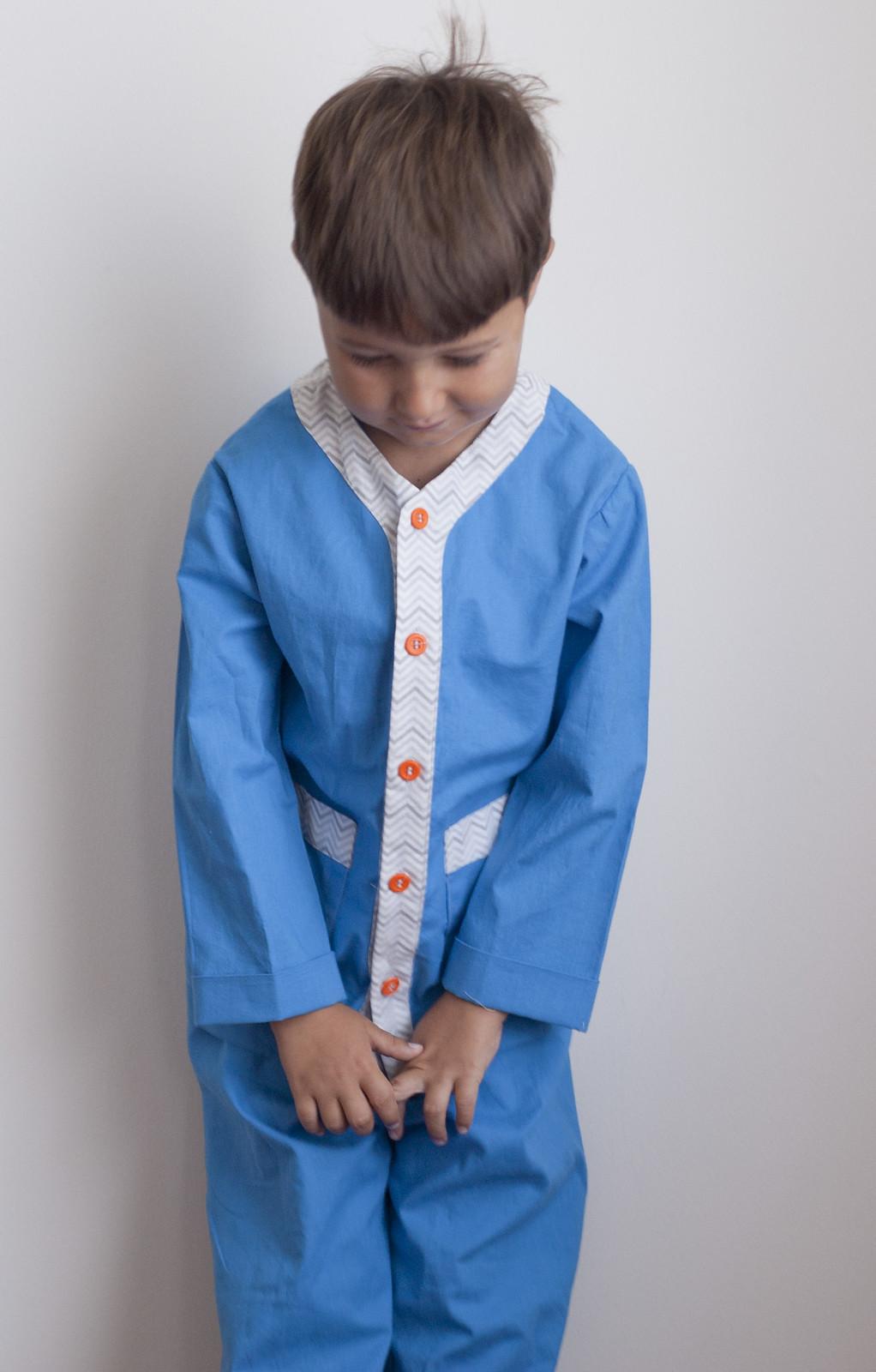 Nathan's Pajamas