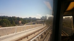 Glimpse of Tysons Skyline