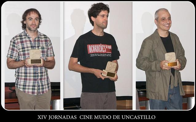 Bocina de Piedra 2014 - Jornadas Cine Mudo Uncastillo