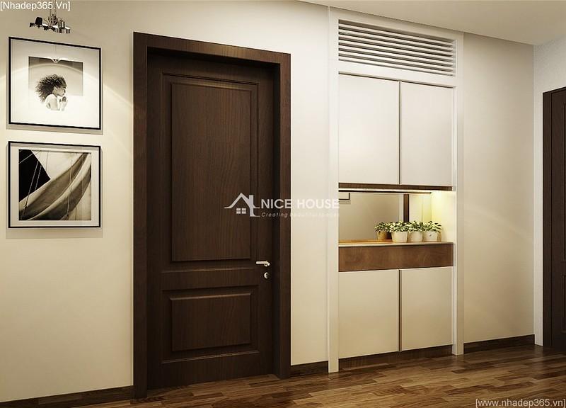 thiết kế nội thất chung cư Time city_4