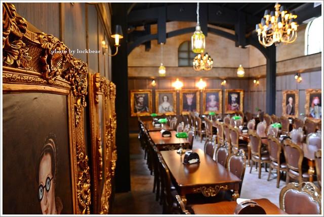 礁溪四圍堡車站魔法餐廳004