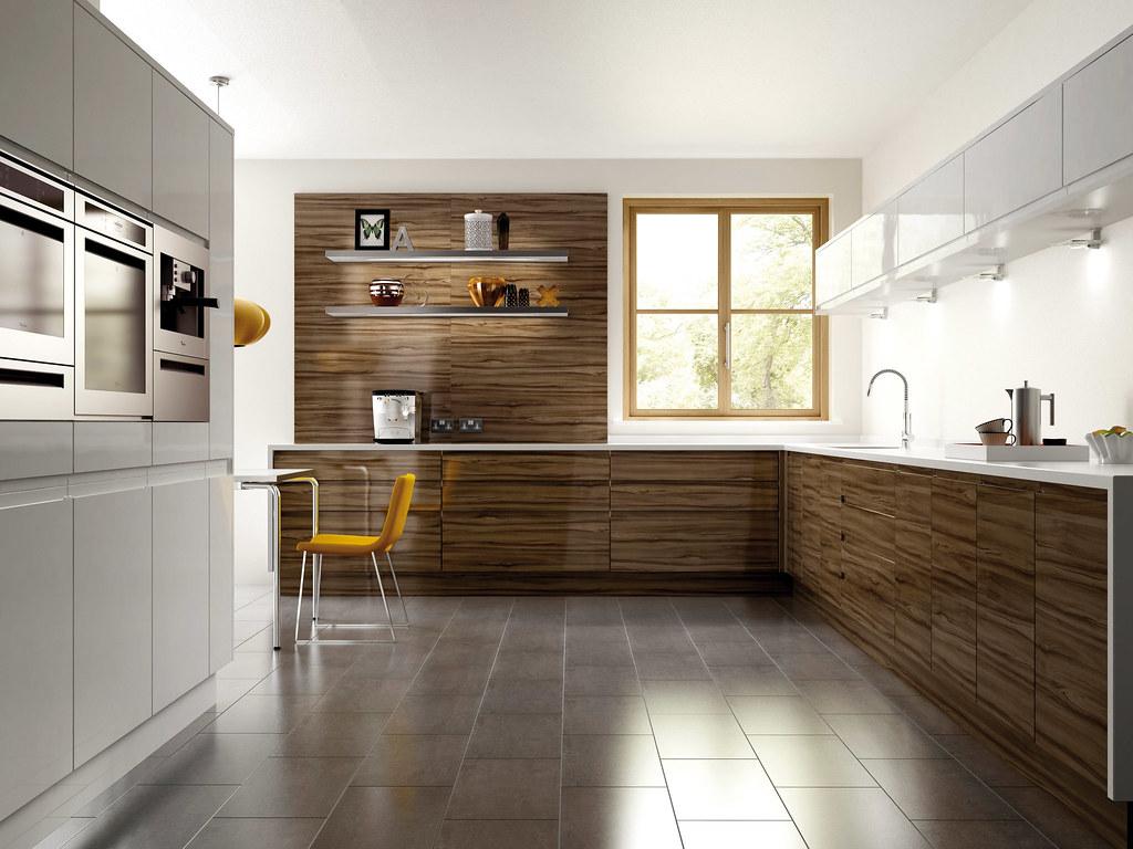 Apex Venice Noce Marino Kitchen