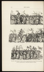 """Image from page 347 of """"Military and religious life in the Middle Ages and at the period of the Renaissance"""" (1870)"""