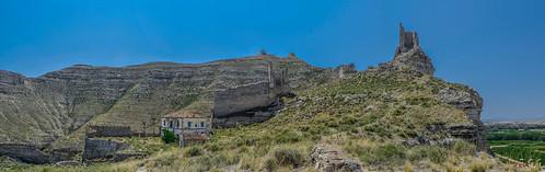 Castillo y Hermanicas de Rueda de Jalón