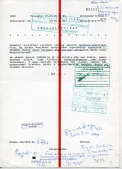 093. Külügyminisztériumi értesítés Habsburg Ottó magánjellegű látogatásáról