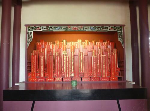 Taiwan-Tainan-Temple Confucius (8)