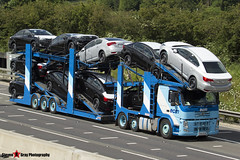 Volvo FM 6x2 Car Transporter - P200 ECM - ECM - M1 J10 Luton - Steven Gray - IMG_5717