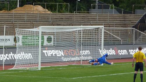 Elfmeter für Mainz zum 2-2