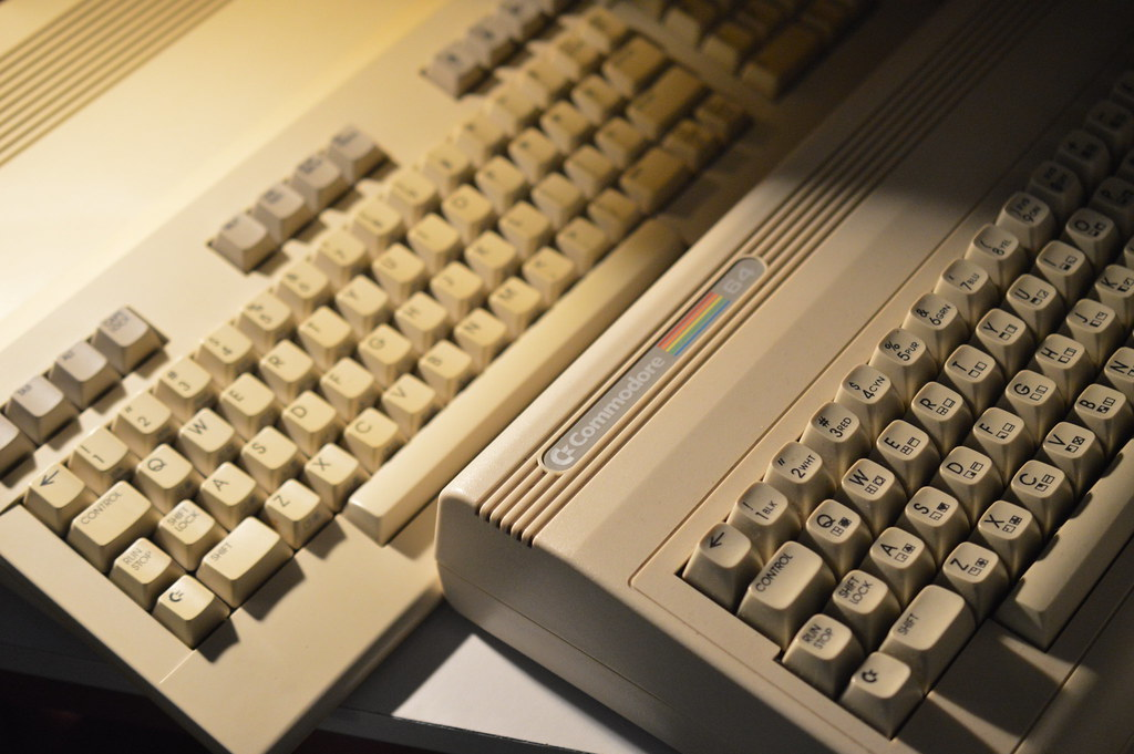 Commodore 64 & C128