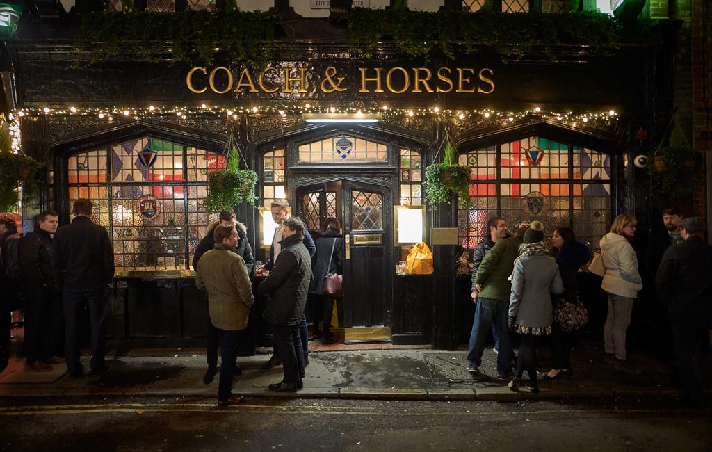 Pub Life, London UK