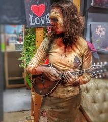 The orginal zombie of love. Aka.