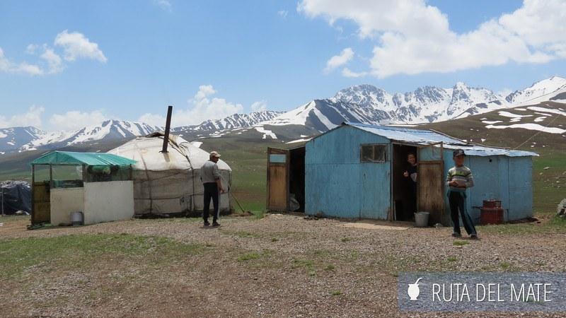 Suusamyr a Jalal Abad Kirguistán (6)