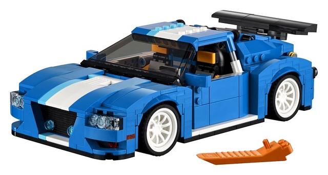 31070 Turbo Track Racer 2