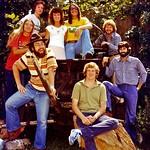 B-100 staff, circa 1977