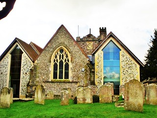 St Margaret's, Angmering