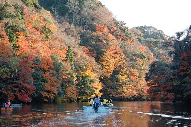亀山湖 ~君津~