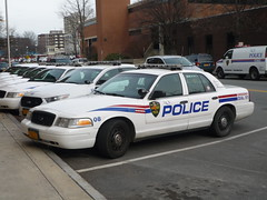 Troy (NY) Police Department Ford Crown Victoria