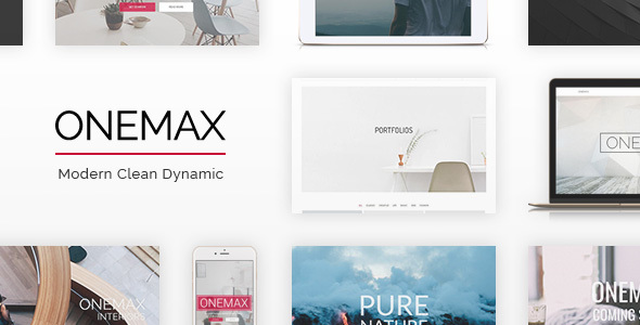 OneMax v1.33 - Responsive Multi-Purpose WordPress Theme