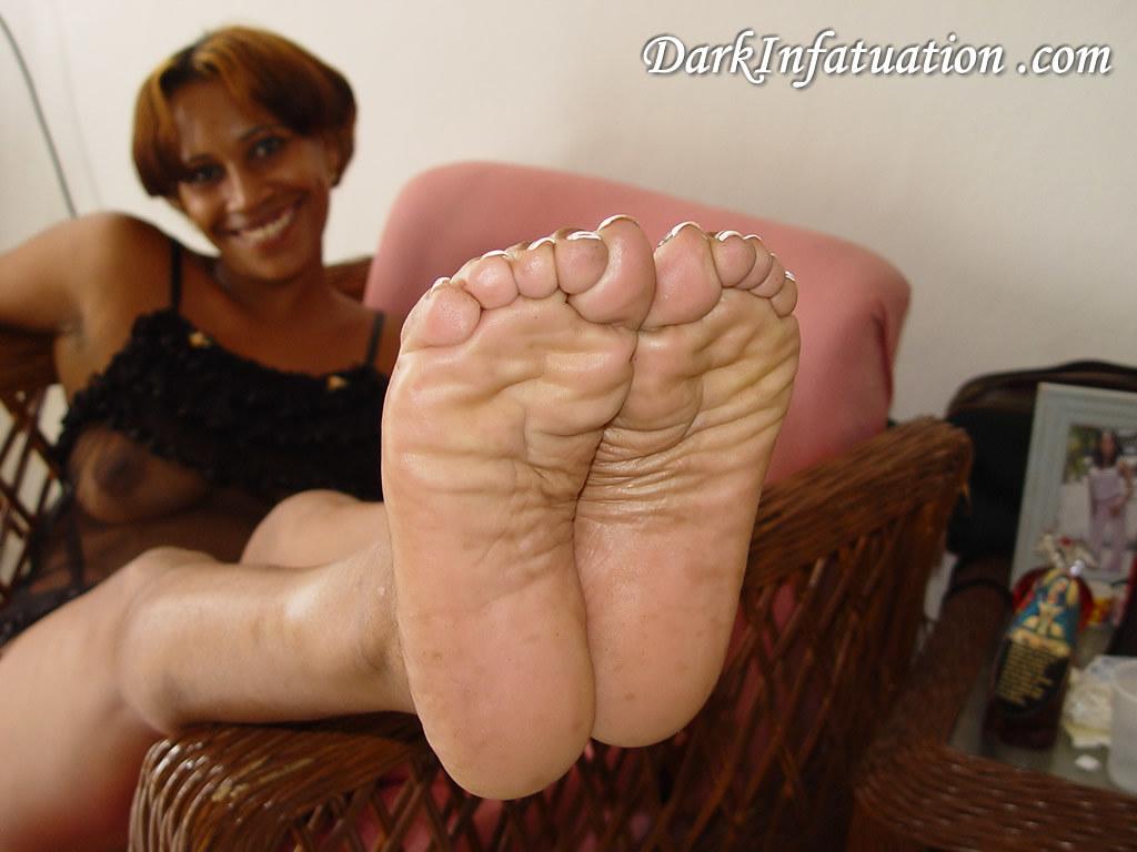 Suggest you Dark infatuation soles seems good
