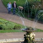 Fountain in Miller Park
