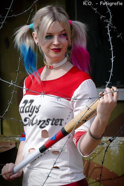 Harley Quinn - Shooting