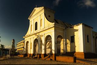 Iglesia Mayor de la Santísima Trinidad