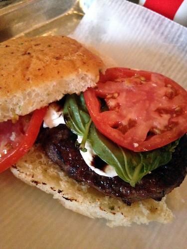 The Sicilan Burger