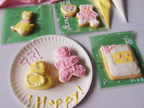 彩繪餅乾活動分享8
