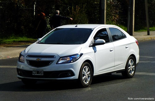 Chevrolet Prisma - Santiago, Chile