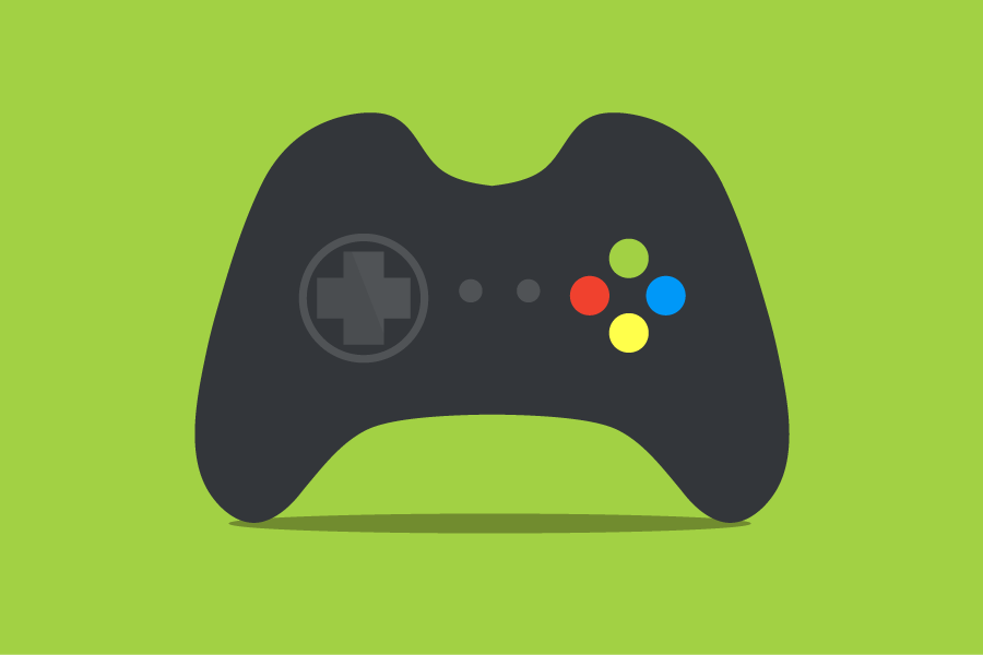 video-game-share