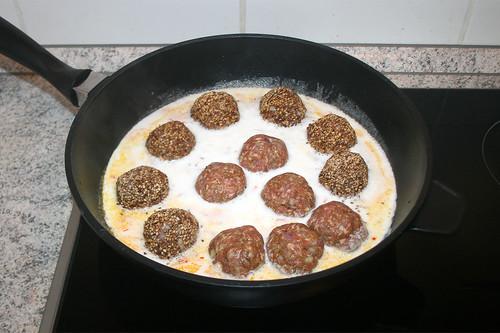 31 - Hackbällchen hinzufügen / Add meatballs