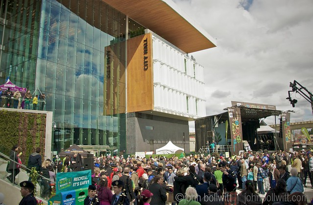 Surrey Party For The Planet 2014