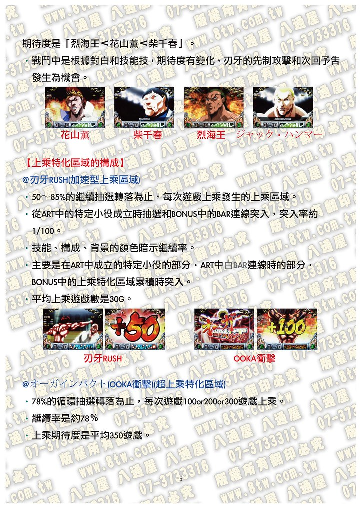 S0198刃牙~最大淘汰賽編 中文版攻略_Page_06