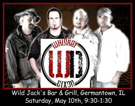 Whiskey Dixon 5-10-14