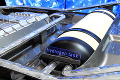 hydrogen fuel cells photo