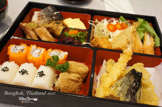 Day 5 Bangkok, Thailand - 05 Fuji Restaurant