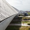 Zaha Hadid architects. Zaragoza bridge pavilion #2