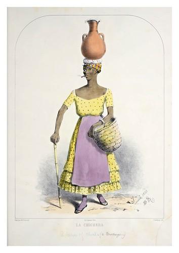 008- La chichera-Recuerdos de Lima, álbum, tipos, trajes y costumbres Vol 2-1857-Bonaffé A.A.