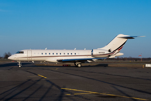 GLEX - Bombardier Global 6000
