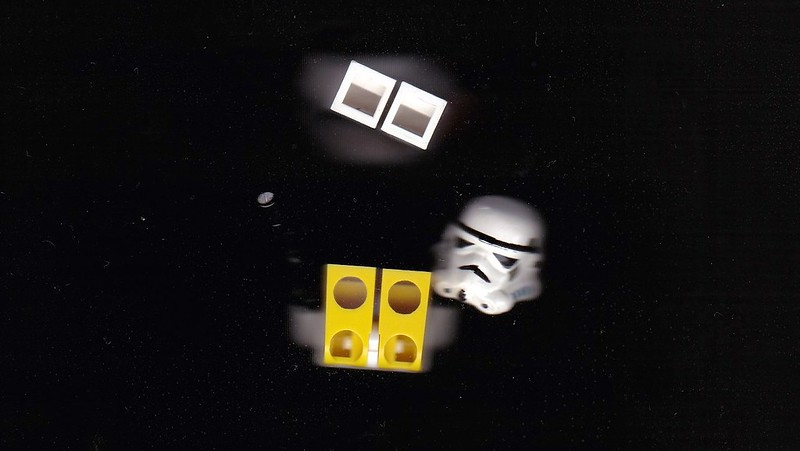 Stormtroopers Behaving Badly: Minifig Scanography 2/2