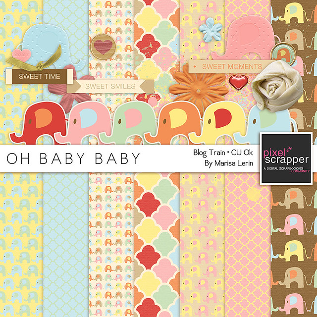 Oh Baby Baby by Marisa Lerin