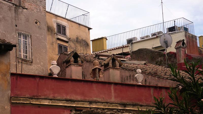 Trastevere roof
