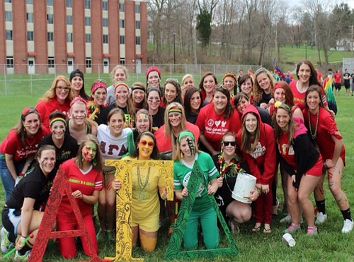 Greek Week 2014