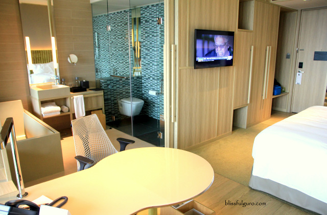 PARKROYAL On Pickering Singapore Orchid Club Deluxe Room